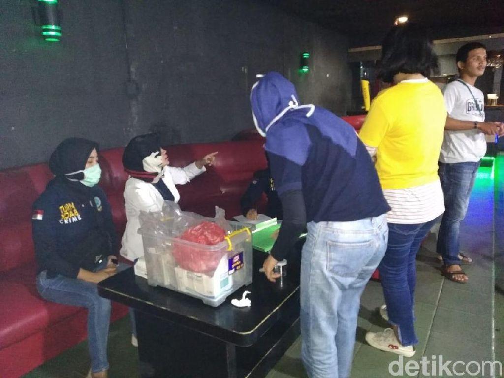 BNN Riau Razia Hiburan Malam, 18 Orang Positif Narkoba