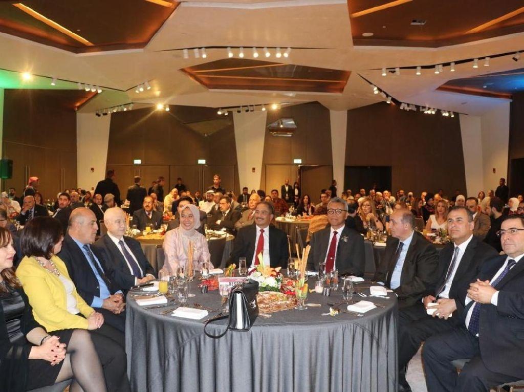 Menpar Promosi Keindahan Indonesia di Yordania