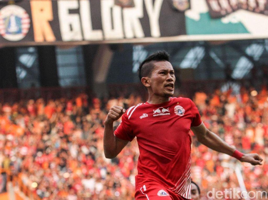 Ismed Sofyan Antar Persija ke Semifinal Piala Indonesia