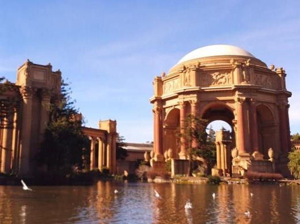 Tempat Paling Indah di San Fransisco