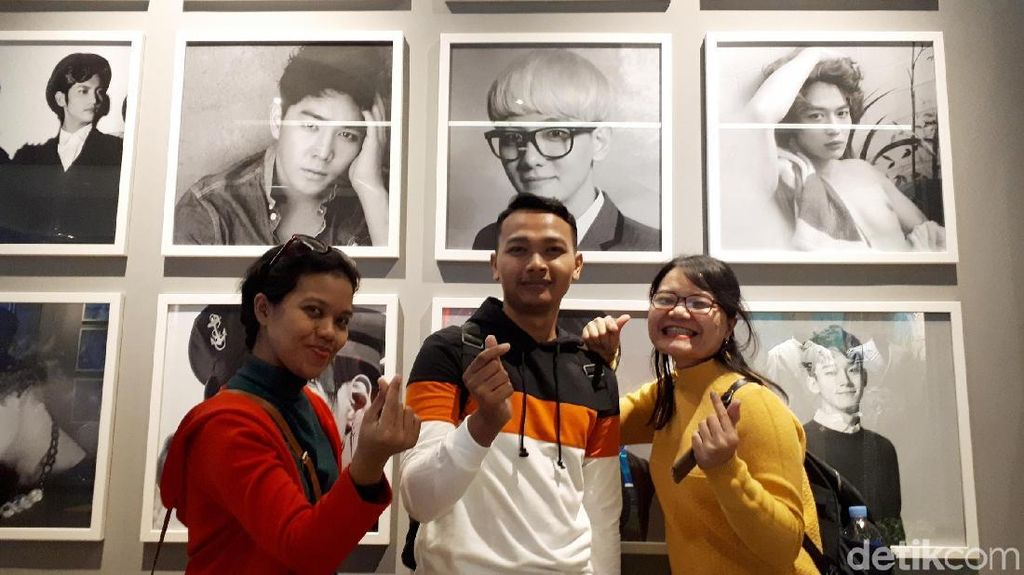 Foto Petualangan dTraveler Goes to Korea ke SM Town dan Nami Island