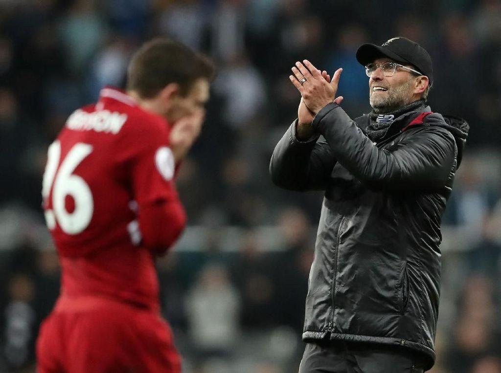 Liverpool Ingin Perpanjang Kontrak Klopp
