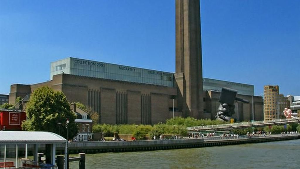 Museum Seni Ini Dulunya Bekas Pembangkit Listrik