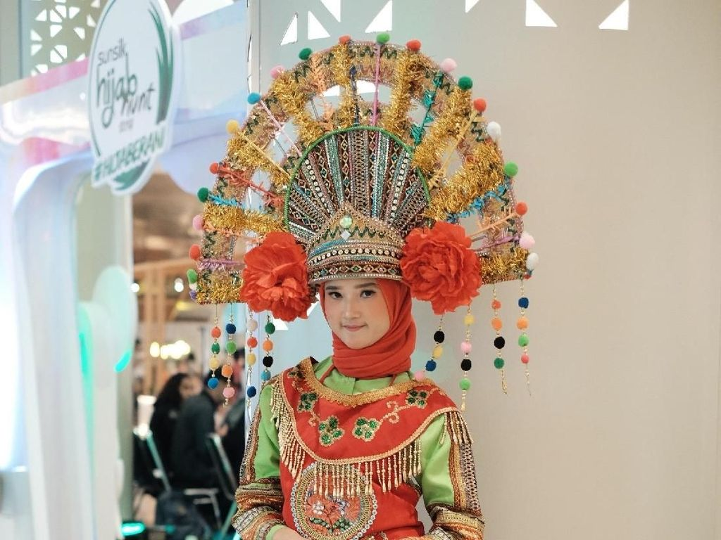 Ondel-ondel Cantik Jago Main Sulap Siap Curi Hati Juri Sunsilk Hijab Hunt