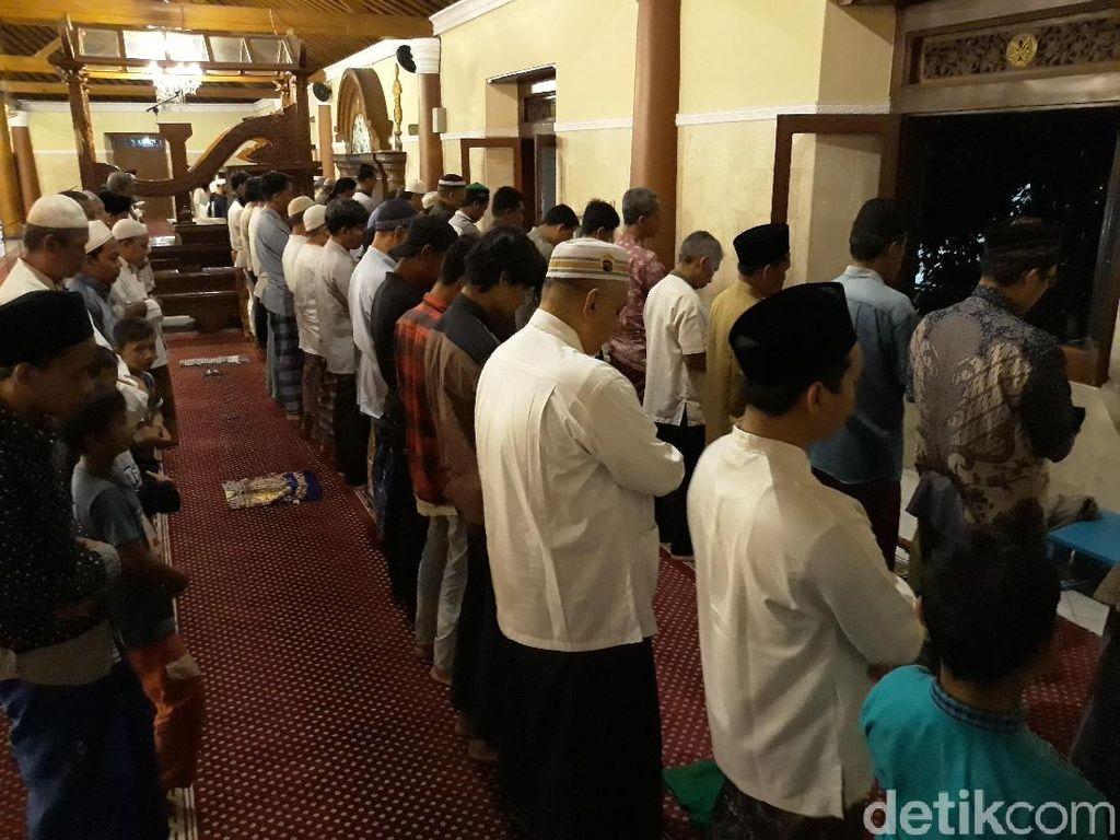 Masjid Agung Surakarta Mulai Gelar Salat Tarawih Malam Ini