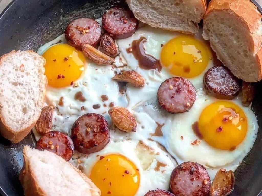 10 Ide Bikin Telur Ceplok Enak Untuk Menu Sahur Pertama