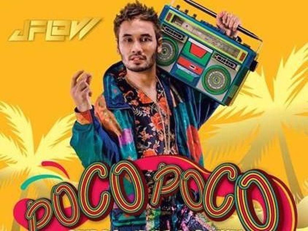 JFlow Sebut Poco-poco Dance Terbaik dalam Hidup