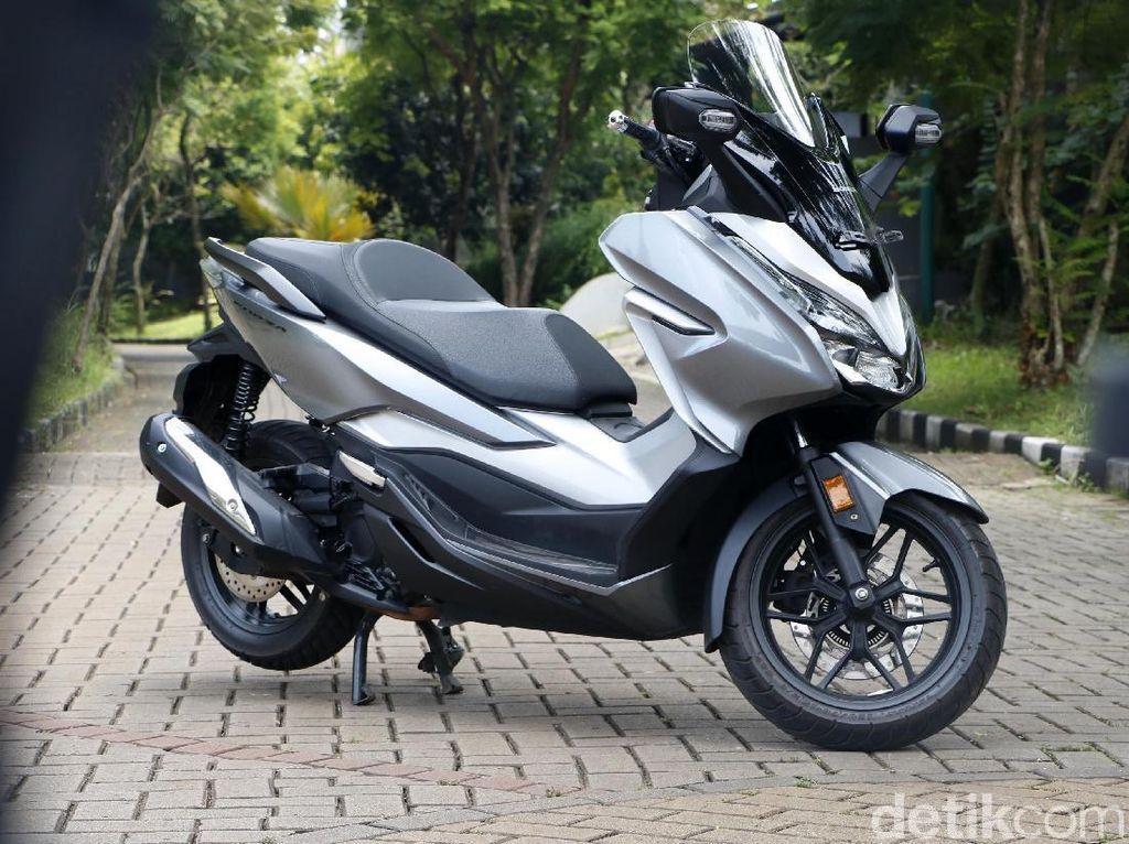 Pakai Basis Forza, Honda Akan Buat ADV Versi 250 cc