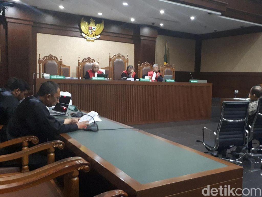 Tiga Anggota DPRD Sumut Dituntut 5 Tahun Penjara