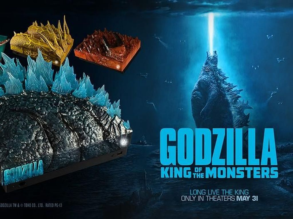 Godzilla II: King of Monsters: Godzilla Si Penyelamat