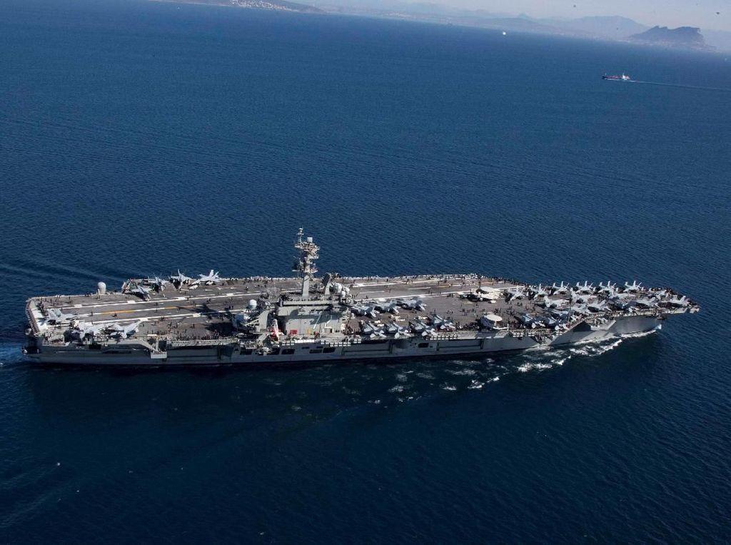 Iran Kini Anggap Militer AS di Teluk sebagai Target yang Bisa Diserang