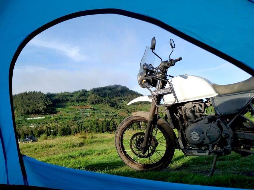 Touring Motor dan Wisata Kuliner dari Jakarta ke Dieng