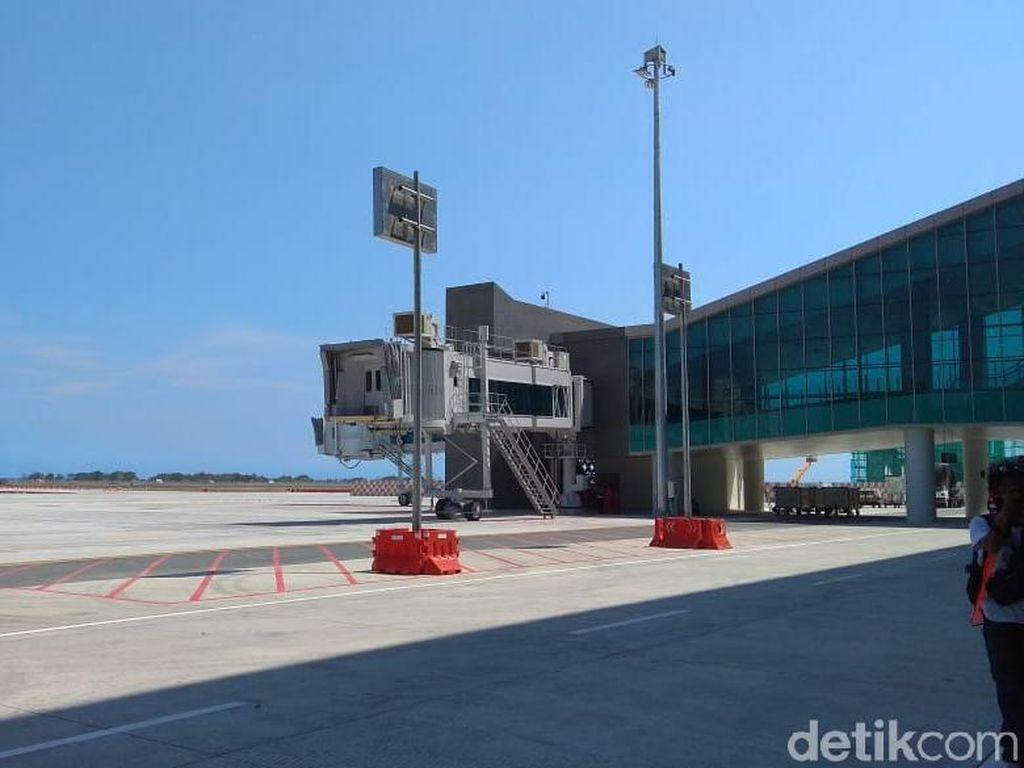 Ke Bandara Baru Yogyakarta Bisa Pakai Kereta, Ini Tarifnya