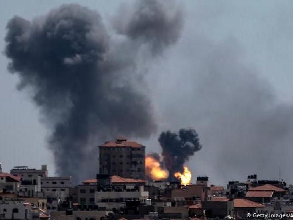 Timur Tengah Panas: Gaza Diserang, Iran Diincar
