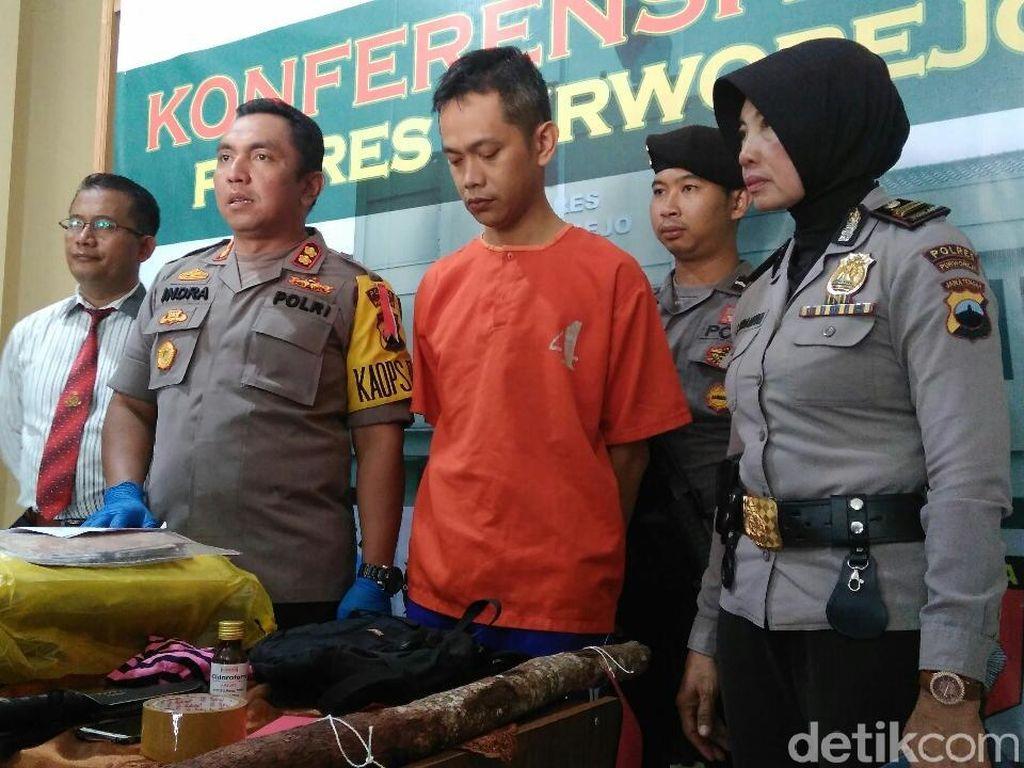 Pembunuh Istri dan Mertua di Purworejo Dijerat Pasal Hukuman Mati