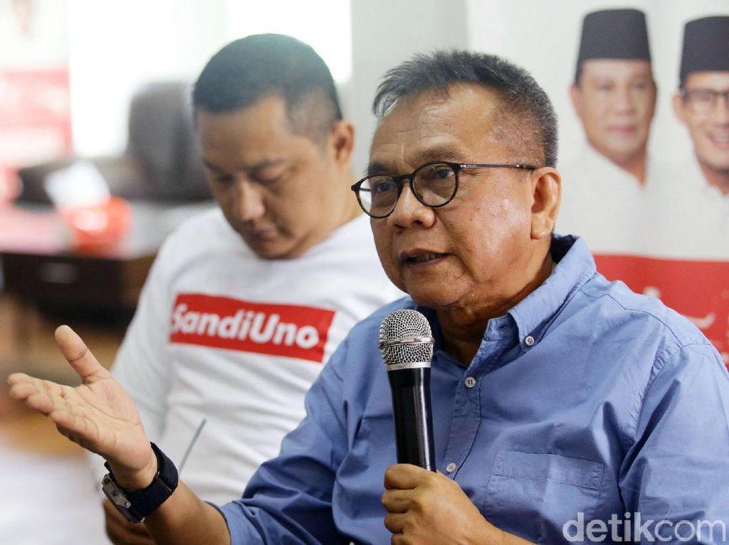 Seknas BPN Prabowo-Sandiaga Buka Suara Soal Tuduhan Form C1