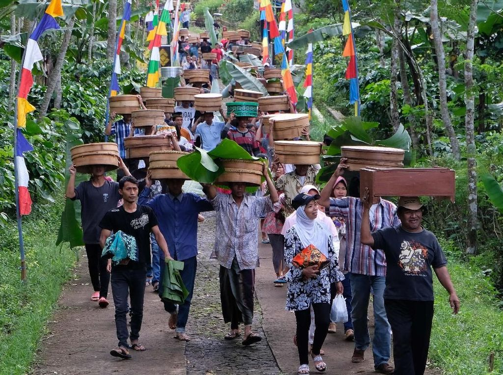 Melihat Lagi Tradisi Sambut Ramadhan di Penjuru Nusantara