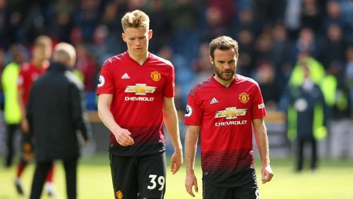 Manchester United dinilai telah kehilangan identitas dan filosofinya (Alex Livesey/Getty Images)
