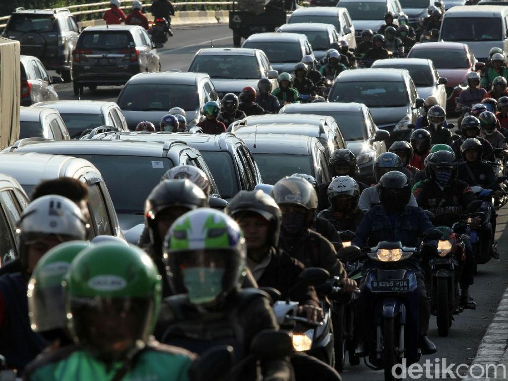 Kota-kota Ini Batasi Sepeda Motor untuk Kurangi Polusi