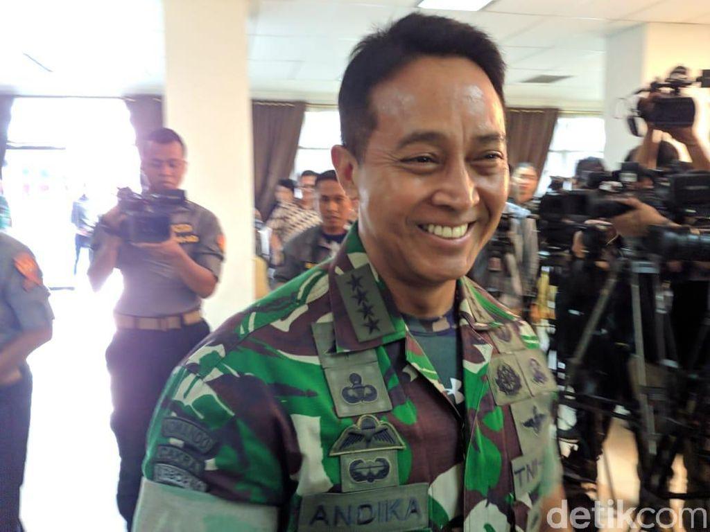 Ikut Temui Dubes China Kemarin, Mengapa KSAD Tak Sambut Prabowo di Mabes TNI?
