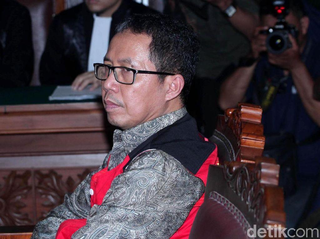Jokdri Bantah Perintahkan Stafnya Hancurkan Barang Bukti Pengaturan Skor