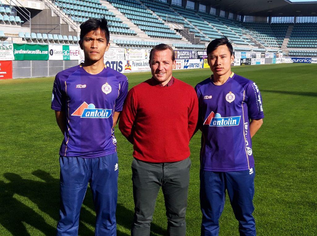 Dua Pemain Muda Indonesia Bela Tim Divisi Empat di Liga Spanyol