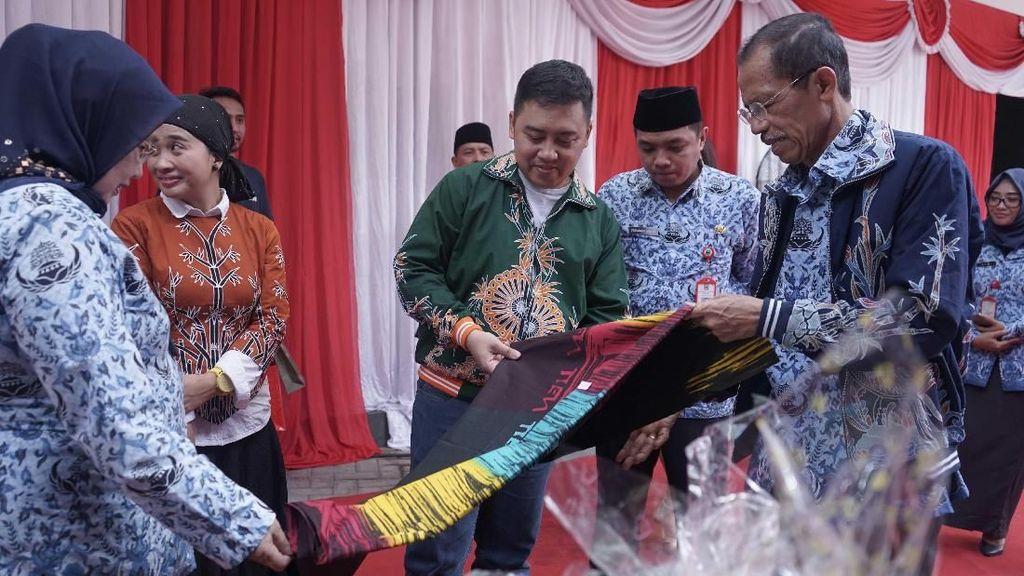 Semen Indonesia Bangun Kemandirian Siswa