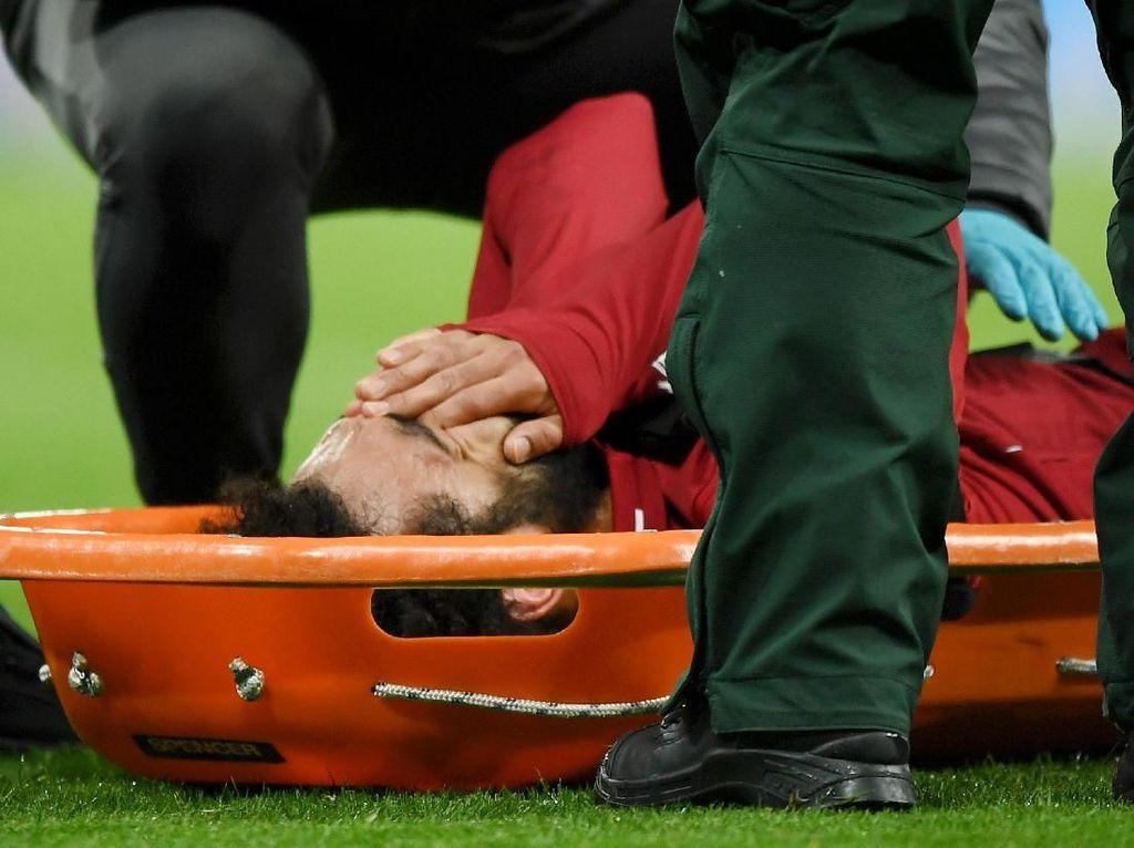 Mohamed Salah Gegar Otak, Apa Risiko Terburuknya?