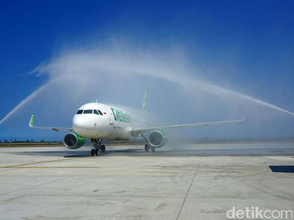 Harga Tiket Pesawat Didiskon 50% untuk 30% Kursi