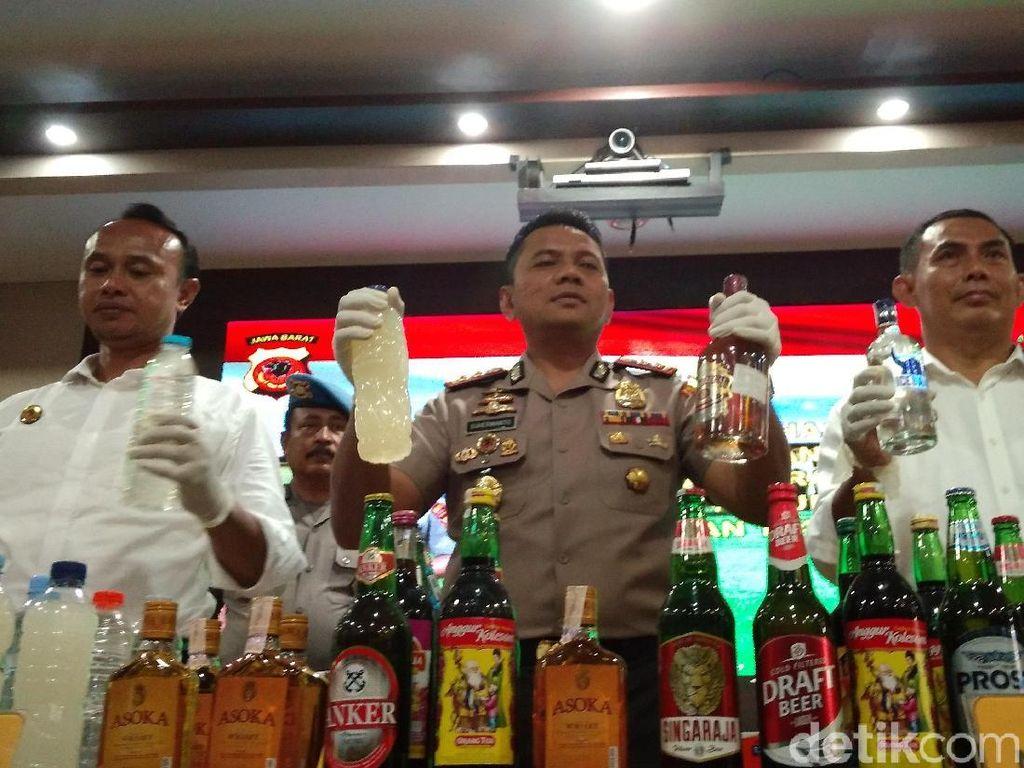 Sambut Ramadhan, Polres Cirebon Incar Penjual Miras dan Preman