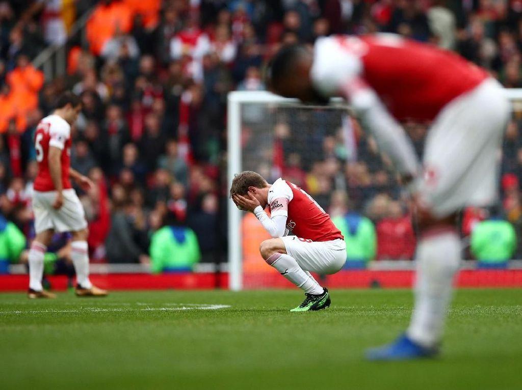 Musim Arsenal Tak Seburuk Itu Kok