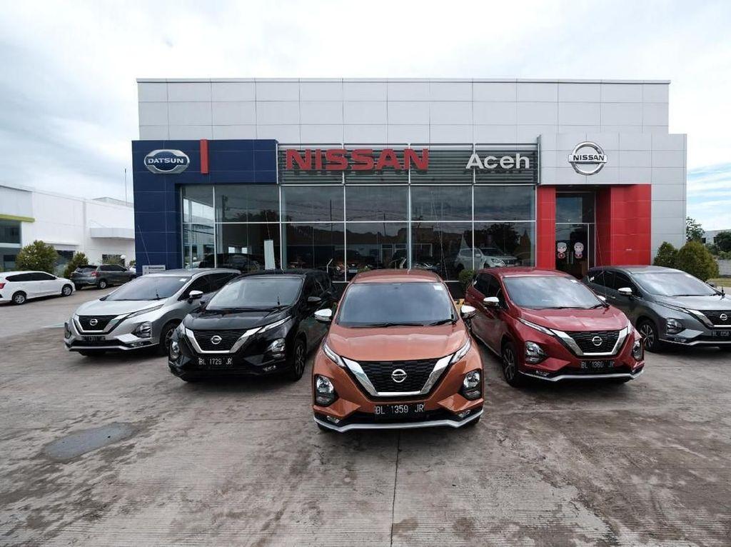 Livina Jadi Mobil Terlaris, Nissan: Untuk Penuhi Kebutuhan Dealer