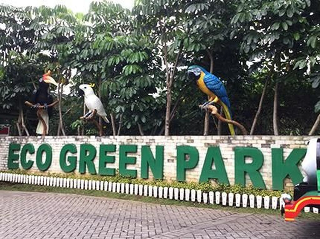 11 Wahana di Eco Green Park Malang yang Seru untuk Ngabuburit