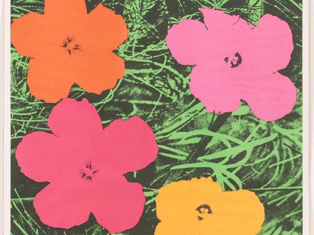 Bangkrut, Miliarder Asal Jepang Jual Koleksi Lukisan Andy Warhol Rp 29 M