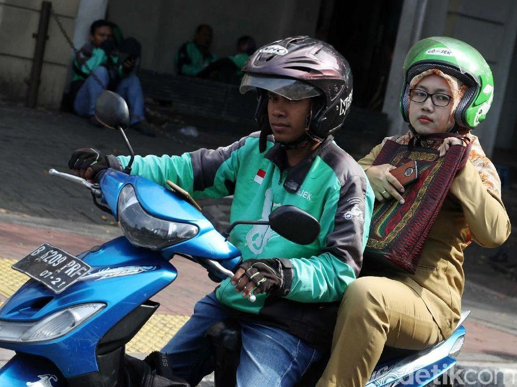 Go-Jek Jadi Pilihan Transportasi ASN Kota Manado