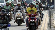 Hasil Studi Berbagai Negara Soal Lampu Motor Siang Hari