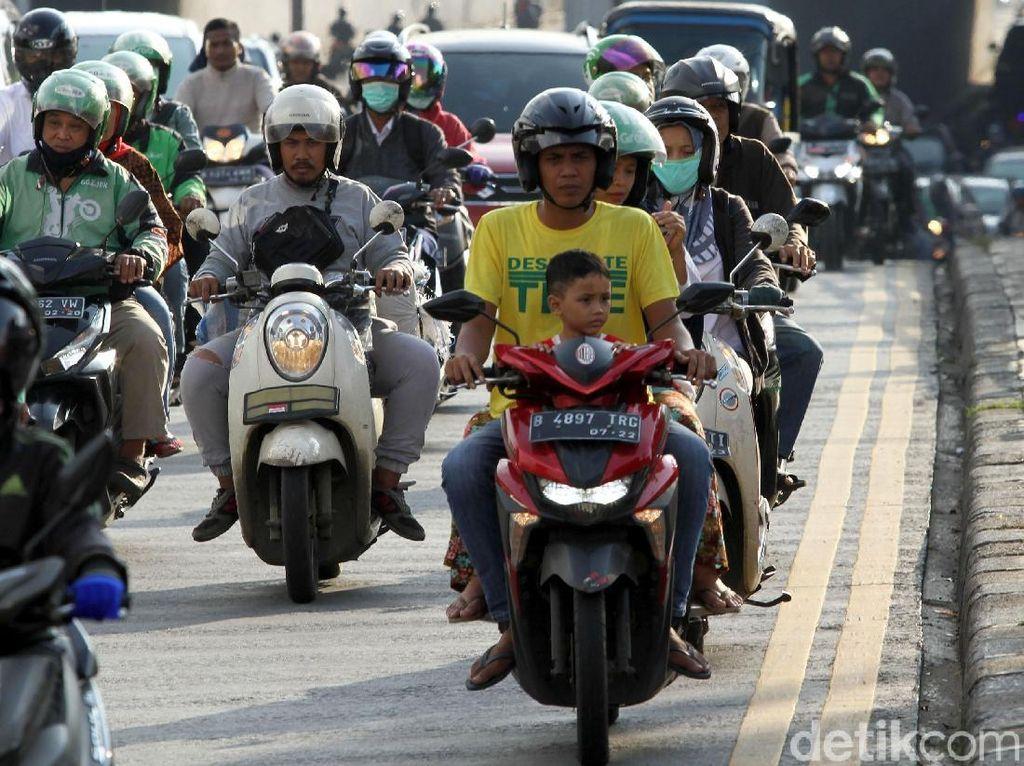 Jual 6 Juta Unit, Indonesia Pasar Motor Terbesar Ketiga di Dunia