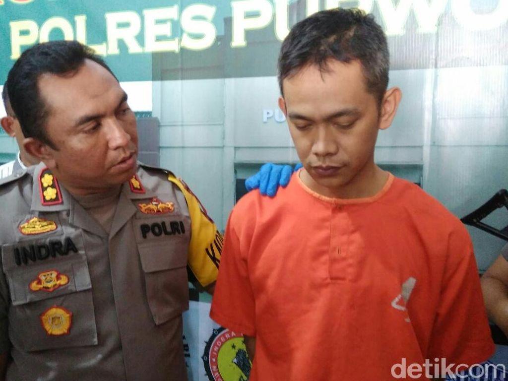 Pembunuh Istri dan Mertua di Purworejo adalah ASN Kementerian LHK