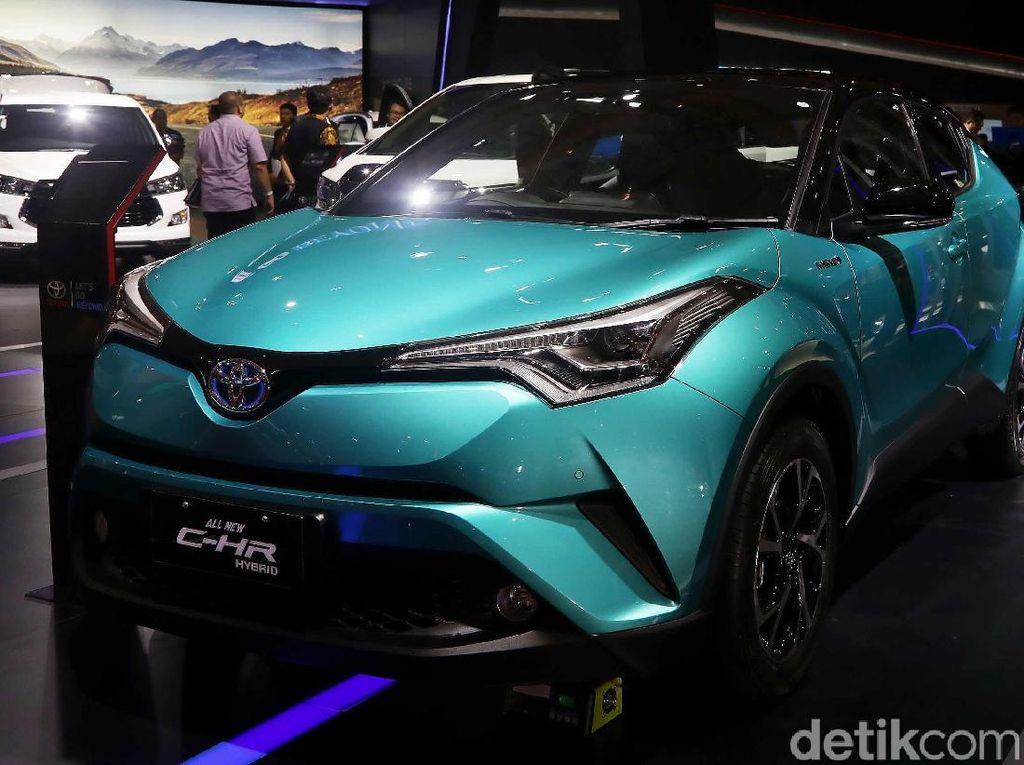 Harga Mobil Hybrid Toyota Bisa Lebih Murah?