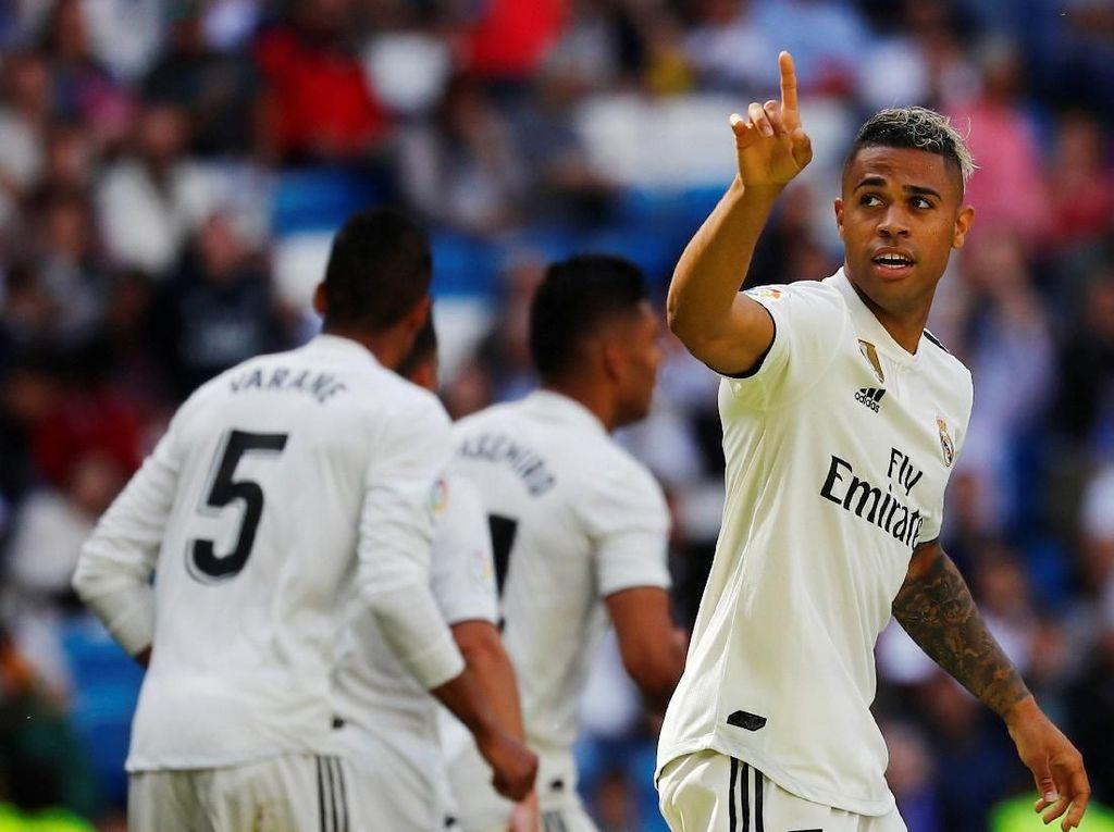Kandaskan Villarreal, Real Madrid Kembali ke Jalur Kemenangan