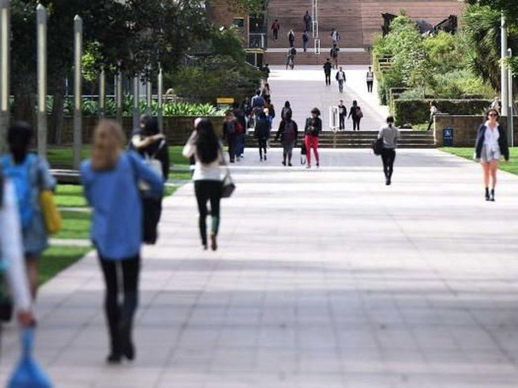 Universitas Australia Mulai Abaikan Kemampuan Bahasa Inggris Mahasiswa Asing