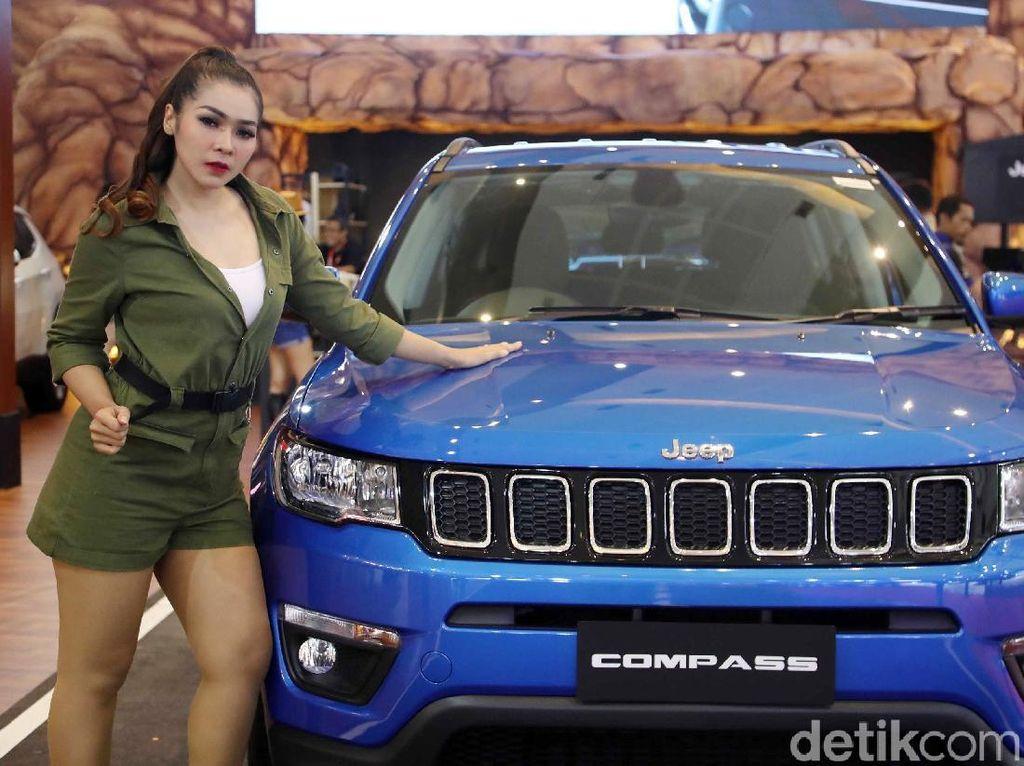 Jeep Paling Murah Laris Manis di IIMS