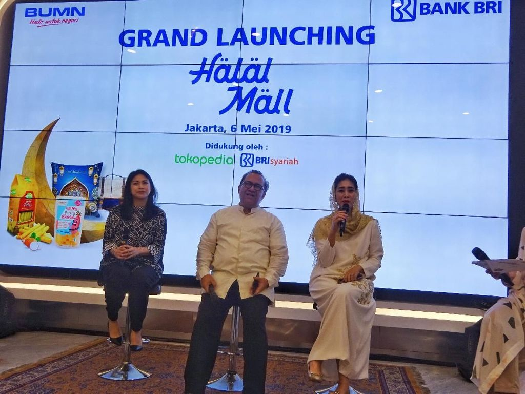 Bank BRI Dorong UMKM Halal Go-Online di e-Commerce