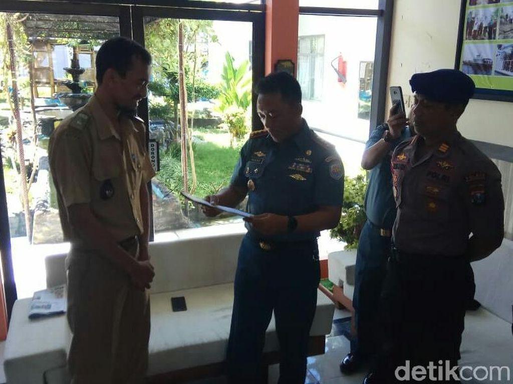 TNI AL di Banyuwangi Serahkan Speed Boat yang Ditemukan ke Pemilik