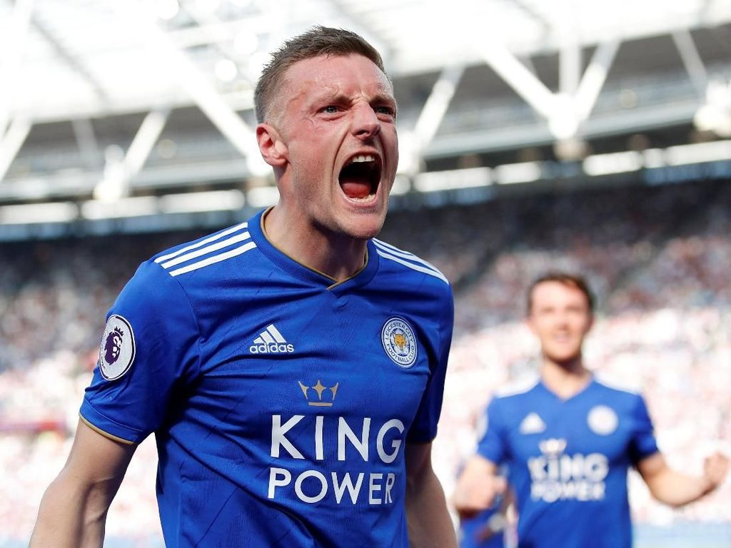 Man City vs Leicester: Bisa Ganggu Laju Juara The Citizen, Vardy?