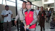 Didakwa Rusak Barbuk Kasus Pengaturan Skor, Jokdri: Harus Saya Jalani
