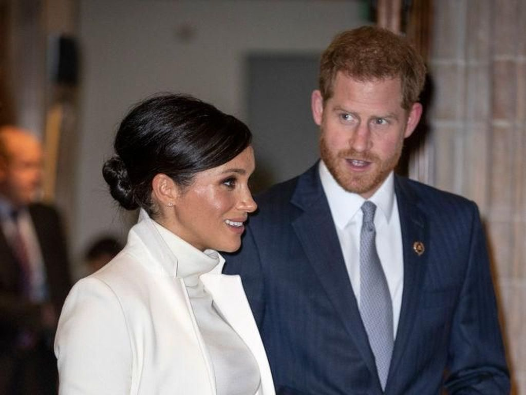 Nama Anak Pangeran Harry dan Meghan Markle Dijadikan Taruhan