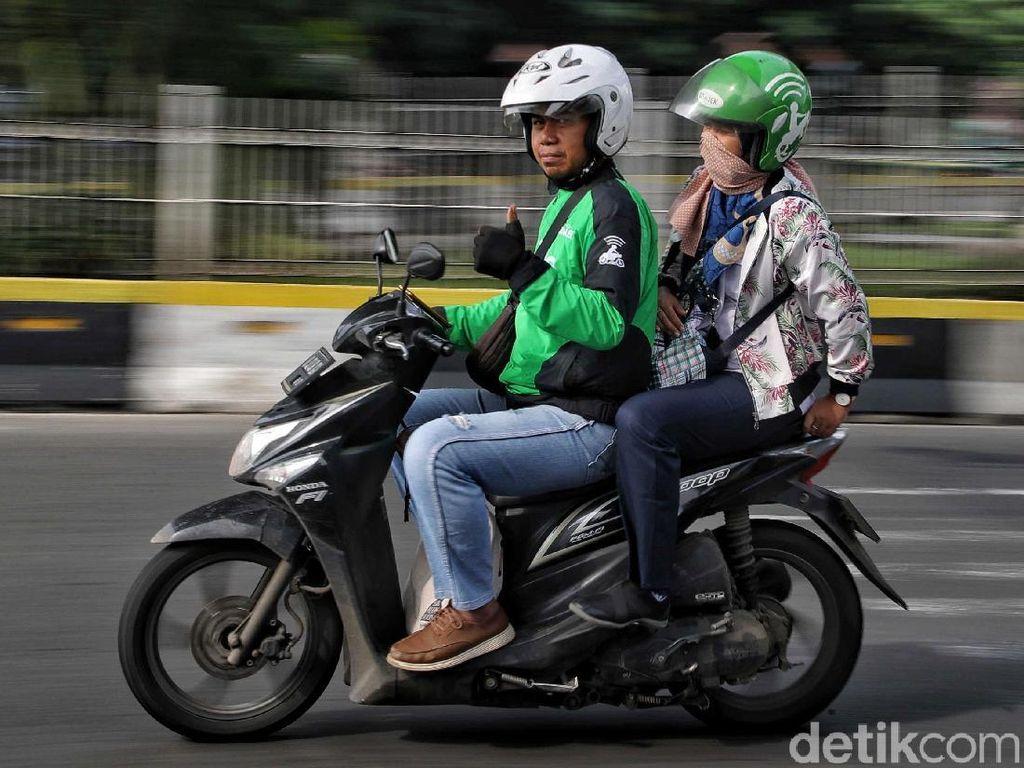 Cerita Driver Ojol Gabung Go-Jek karena Dukung Karya Anak Bangsa