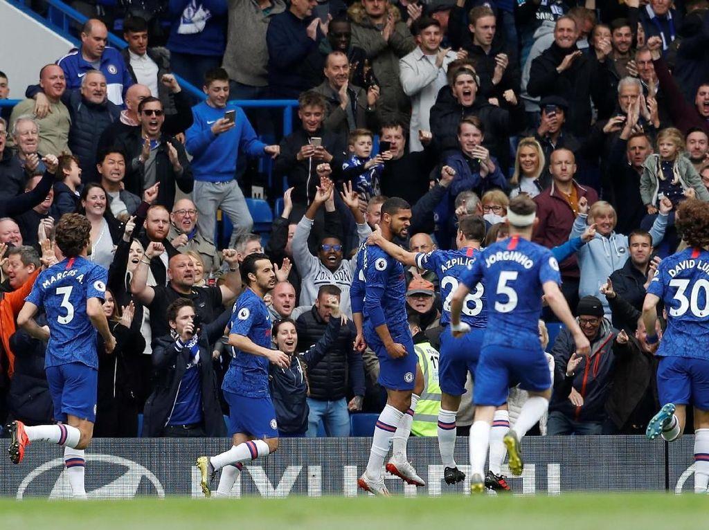 Sudah Aman di Empat Besar, Chelsea Tetap Bidik Trofi Liga Europa