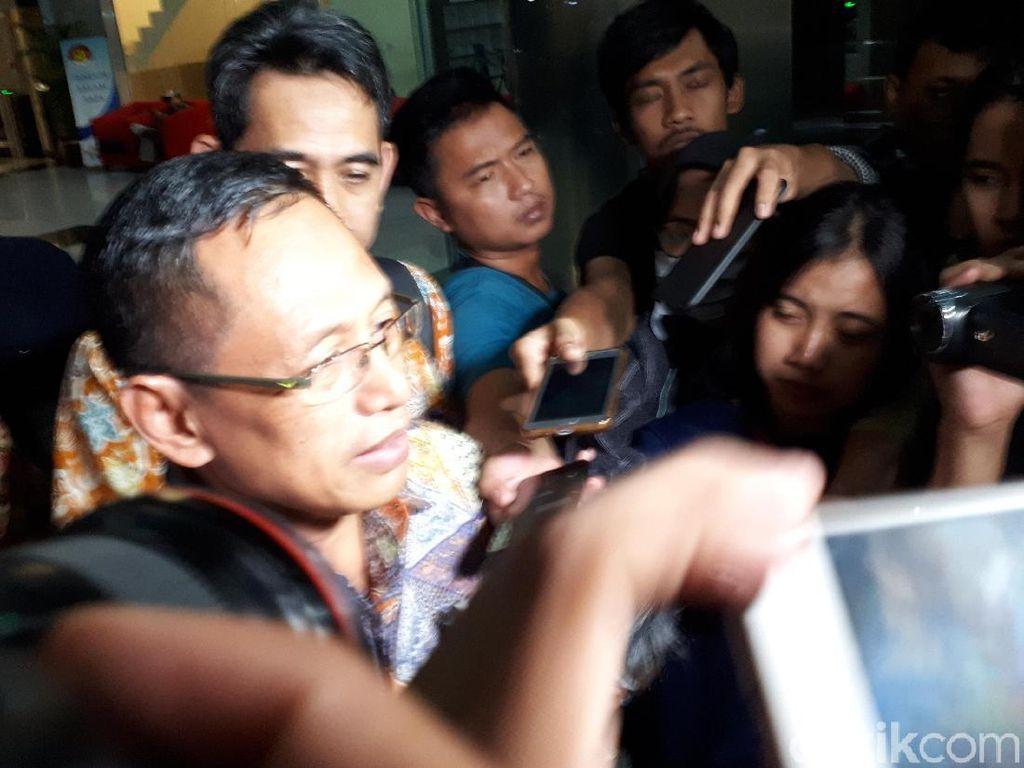 Usai Diperiksa, Plt Dirut PLN Ngaku Tak Ikut Sofyan Bahas PLTU Riau-1